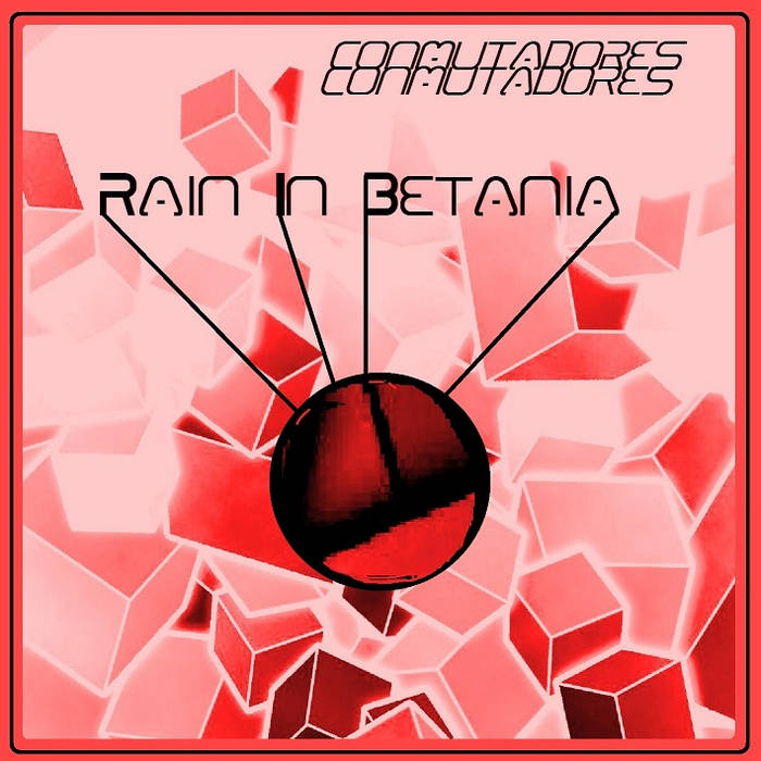 Rain in Betania (single) cover art