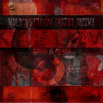 spinacz vs agravka cover art