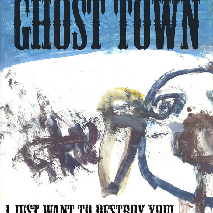 I Just Want To Destroy You! cover art