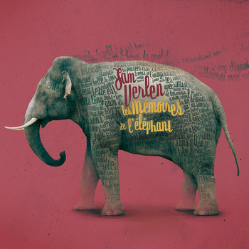 Les mémoires de l'éléphant cover art