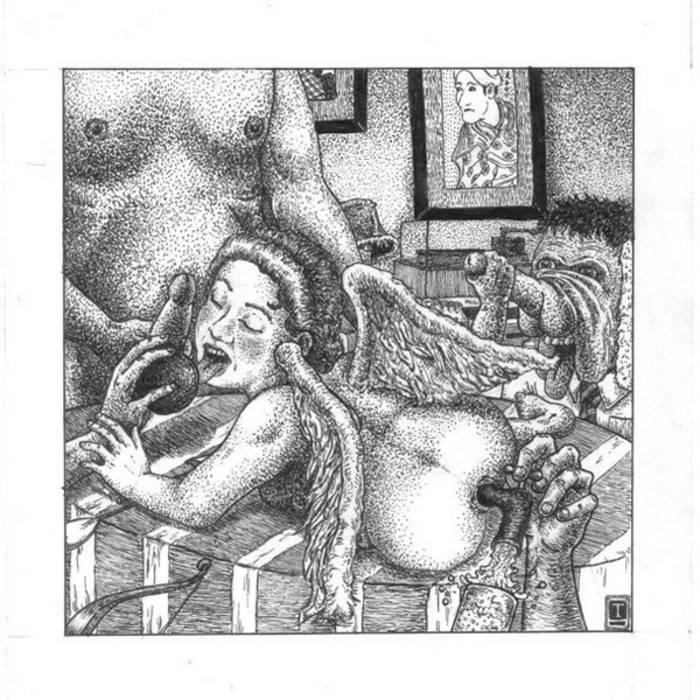 Un trío con San Valentín cover art