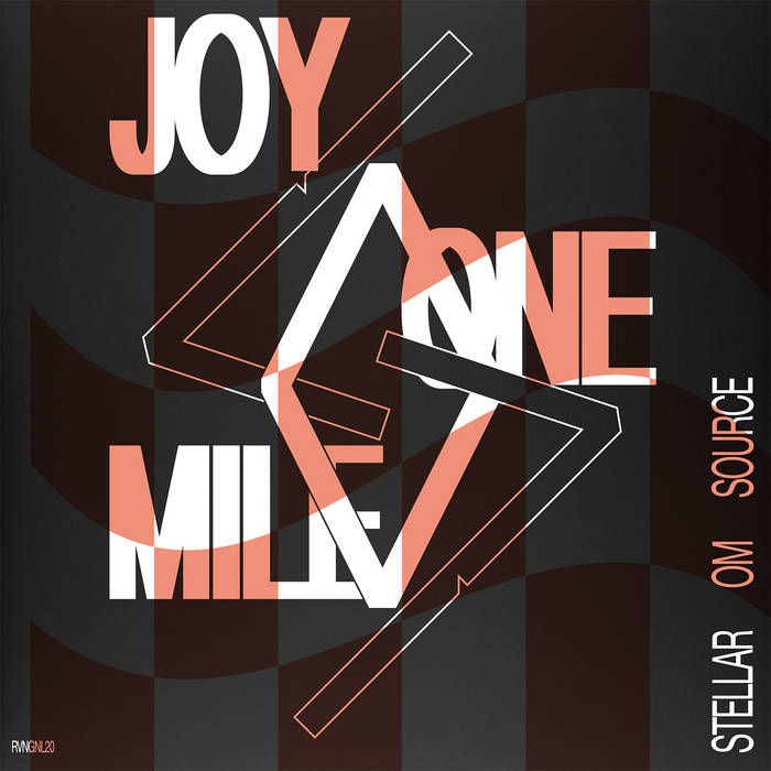 Joy One Mile cover art