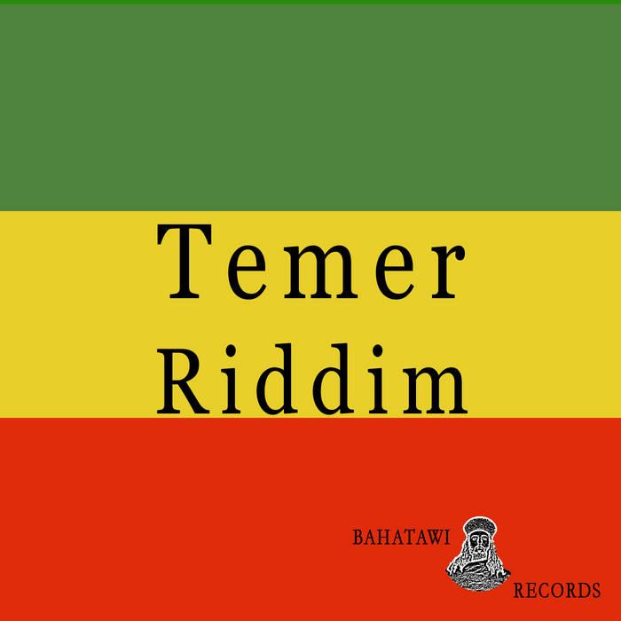 Temer Riddim cover art