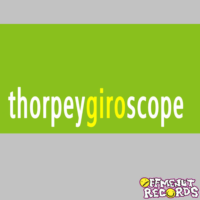 Giro-Scope E.P cover art