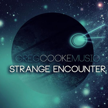 Strange Encounter EP cover art