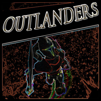 Outlanders OST cover art