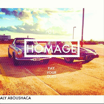 HOMAGE cover art