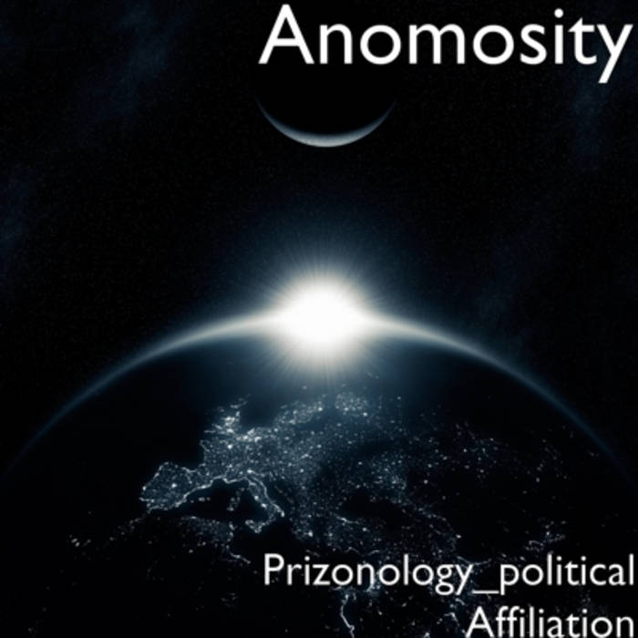 """Prizonology....Political Affiliation"" cover art"
