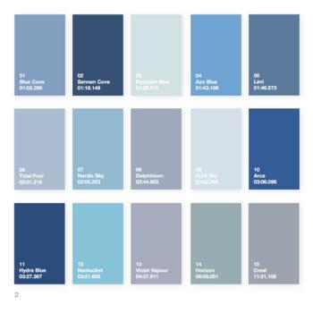 Distance Blue cover art