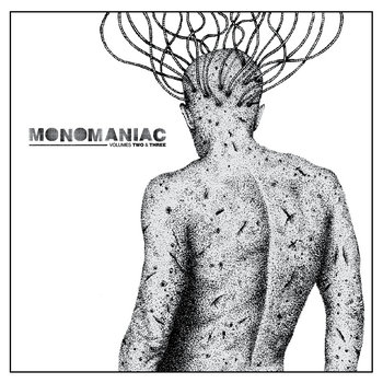 Monomaniac vol.2&3 LP [BB015] cover art