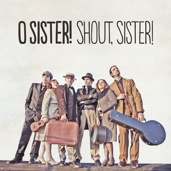 Shout, Sister! cover art