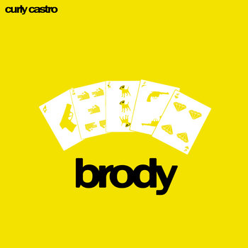 Brody Ep cover art