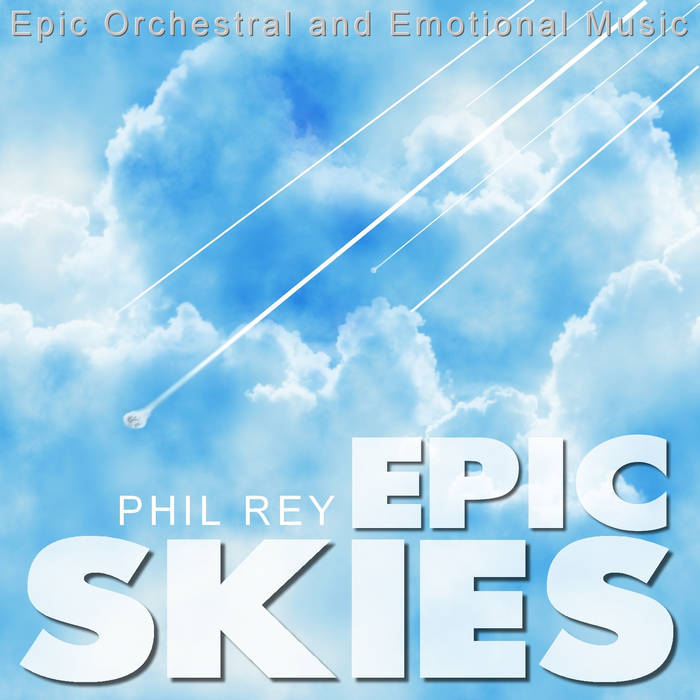 EPIC SKIES - preview cover art
