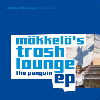 The Penguin ep cover art