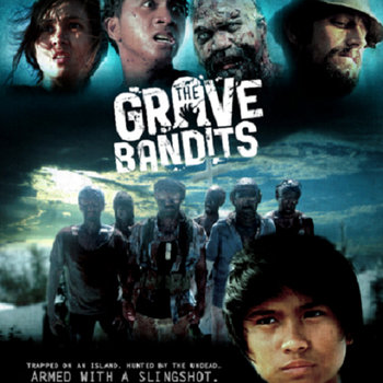 The Grave Bandits: Original Motion Picture Soundtrack cover art