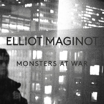 Monsters at War cover art