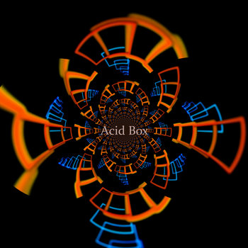 Acid Box EP cover art
