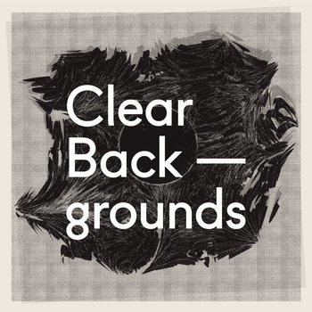 Clear Backgrounds cover art