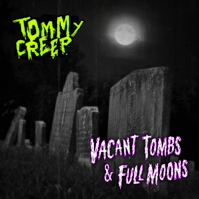 Vacant Tombs & Full Moons cover art