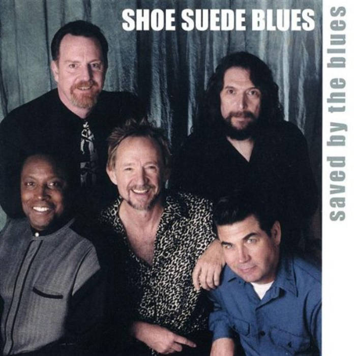 Saved by the Blues cover art