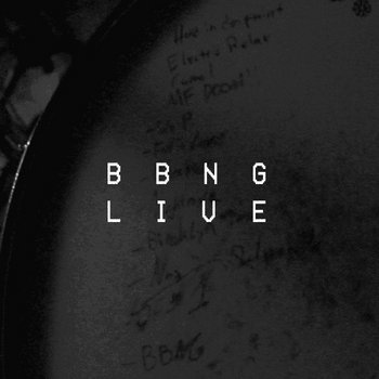BBNGLIVE 1 cover art