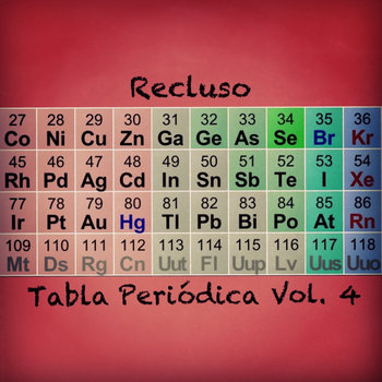 Tabla Periódica Vol. 4 cover art
