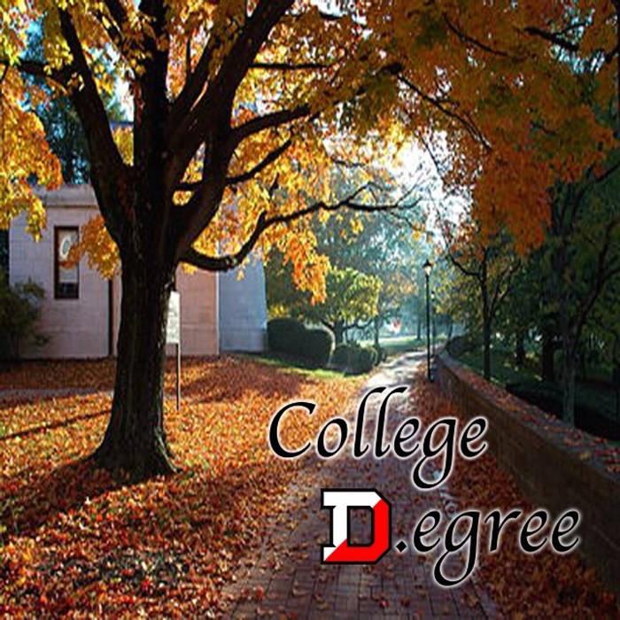 College D.egree cover art