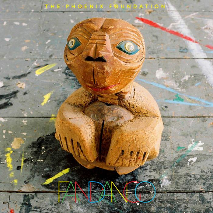 Fandango Double Album (NZ/Aus Only) cover art