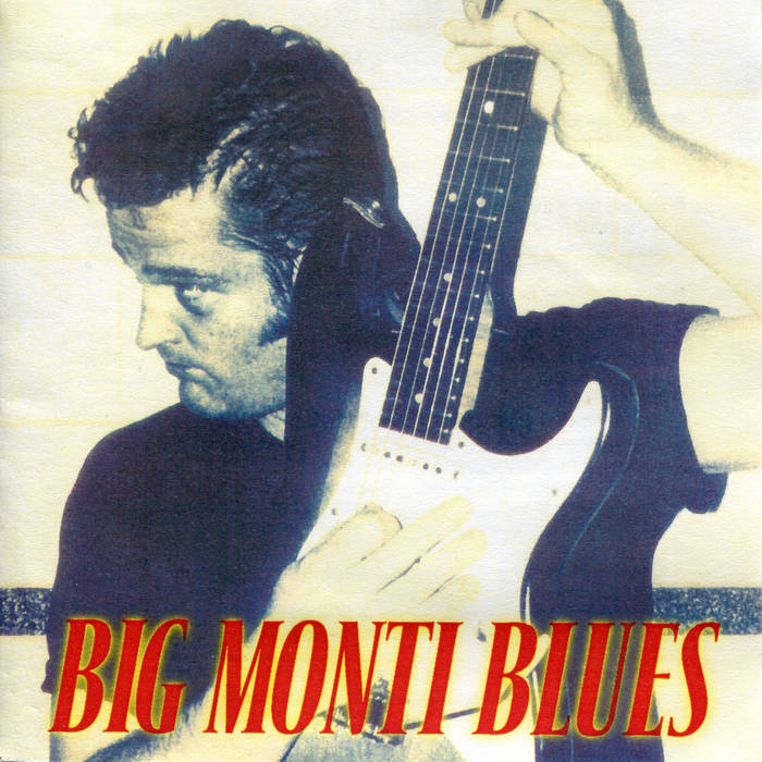 Big Monti Blues cover art