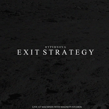 Exit Strategy EP cover art