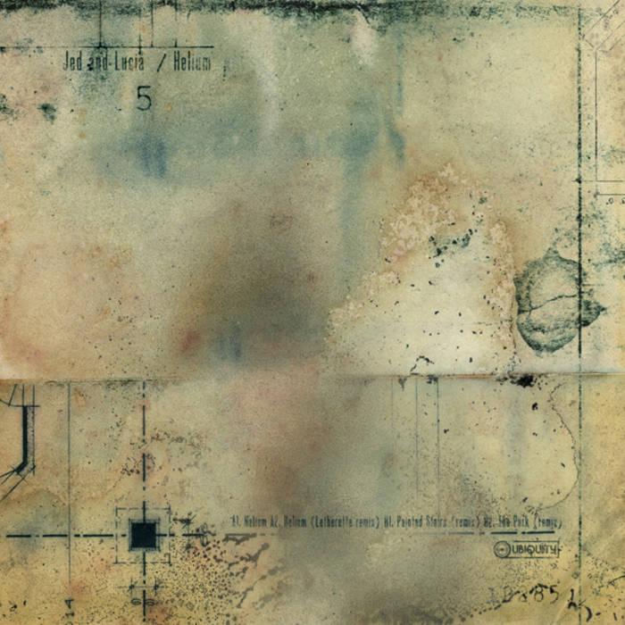 Helium EP cover art