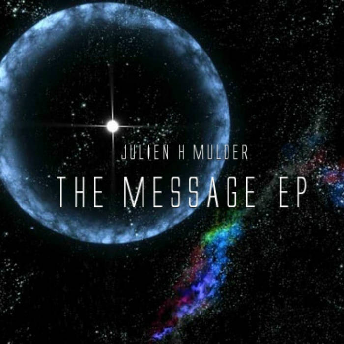 THE MESSAGE EP cover art