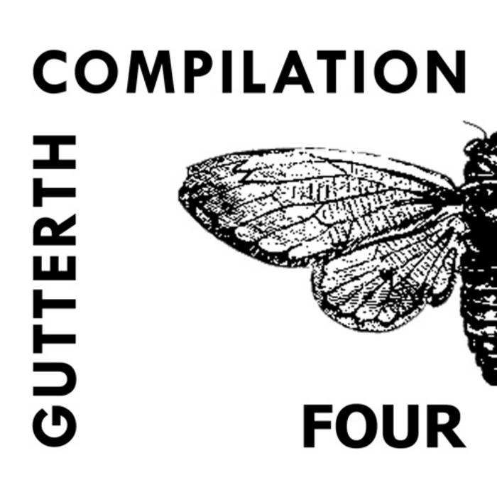 Gutterth Compilation Four cover art