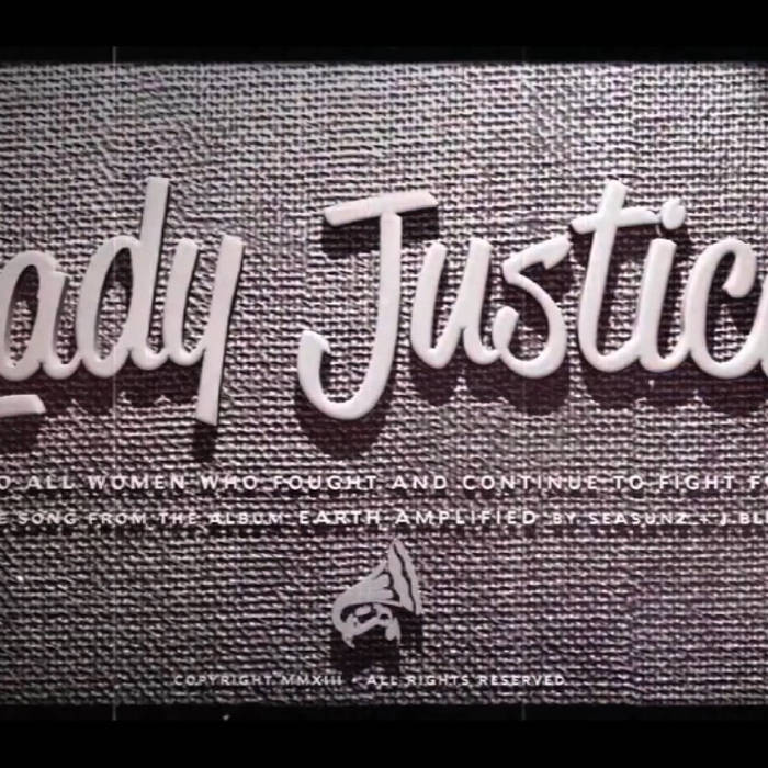 Lady Justice (Knowa Lusion Remix) cover art
