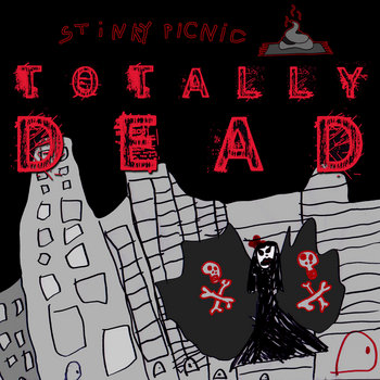 Totally Dead cover art