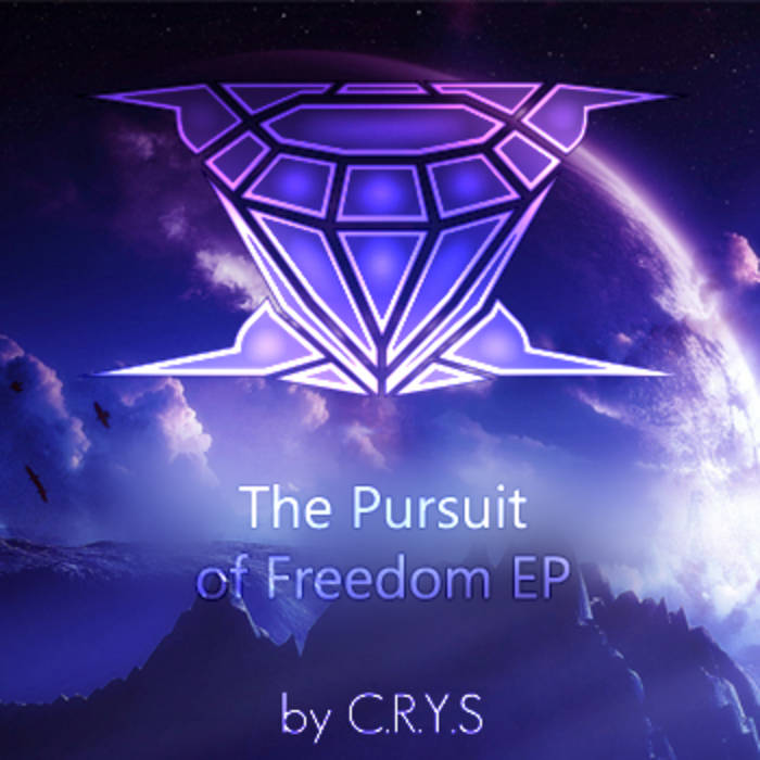 The Pursuit of Freedom EP cover art