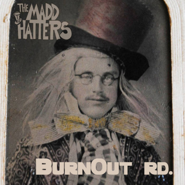Burnout Road cover art