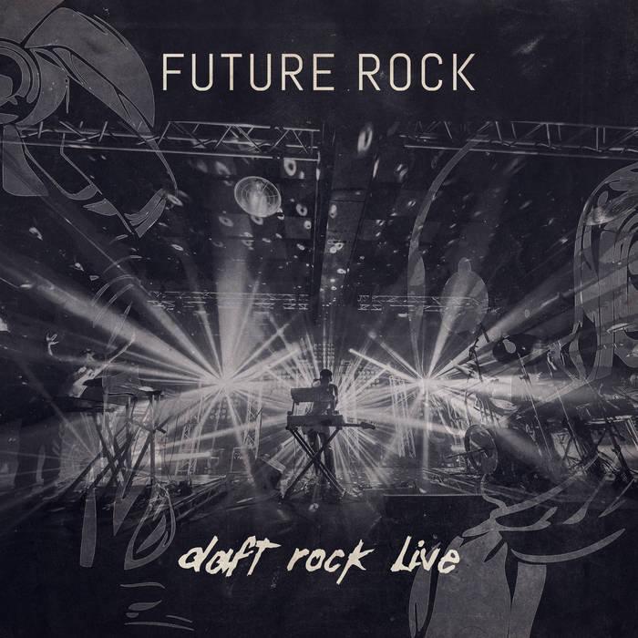 Daft Rock Live cover art
