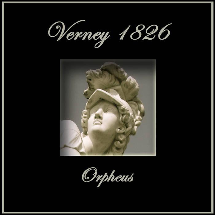 Orpheus EP cover art