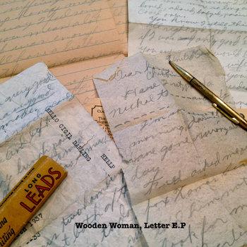 Letter E.P. cover art