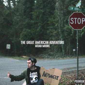 The Great American Adventure cover art