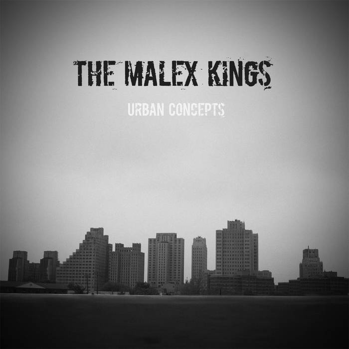 Urban Concepts LP. cover art
