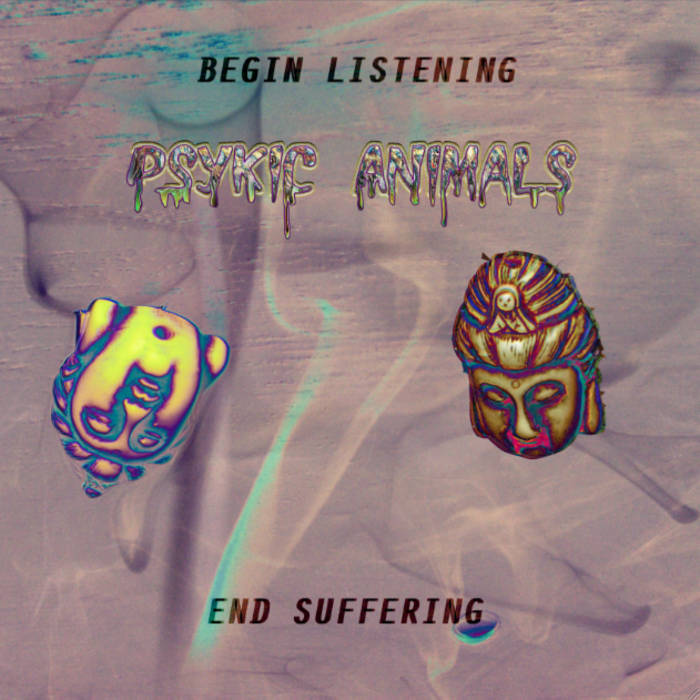 Begin Listening, End Suffering cover art