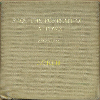Race: The Portrait Of A Town [North] - EP cover art