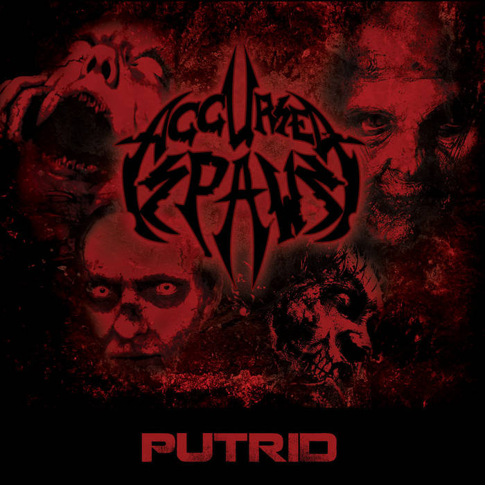 Putrid cover art