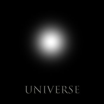 Universe (EP) cover art