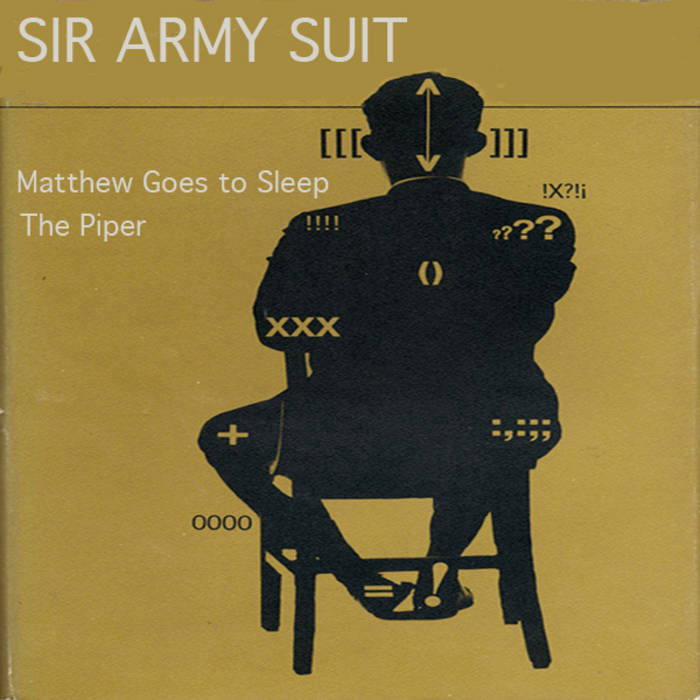 Matthew Goes to Sleep / The Piper cover art