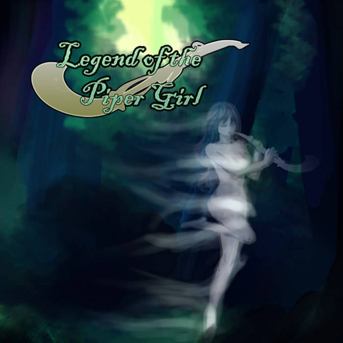 Legend of the Piper Girl OST cover art