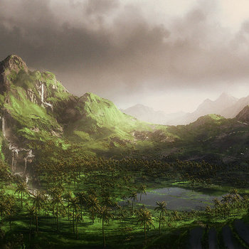 Hills cover art