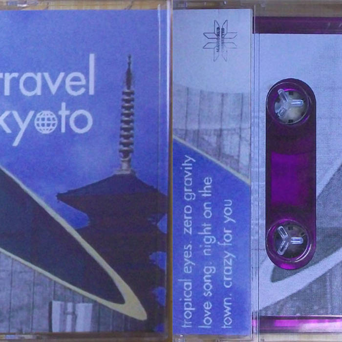 Travel Kyoto// Futurist Haikus and Tiki Dreams cover art